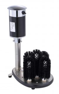 HIT Glass Scrubber Washer